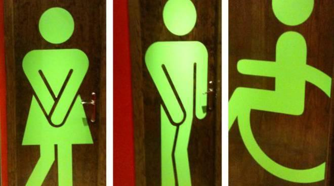toilette bagno