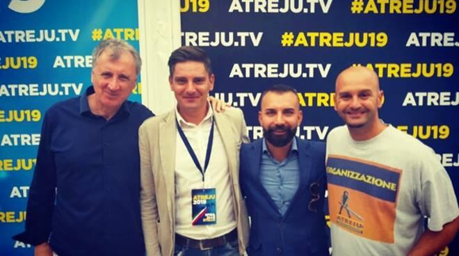 """A Formia e Minturno cresce """"Fratelli d'Italia"""": entrano Stefano Zangrillo e Marco Moccia"""
