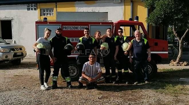 addestramento protezione civile