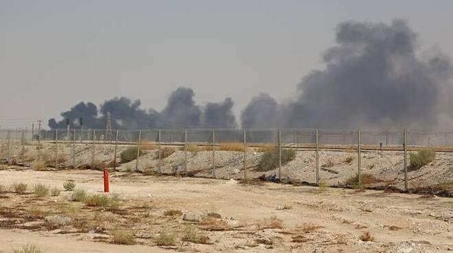 attacco droni arabia saudita