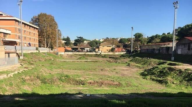 campo testaccio roma