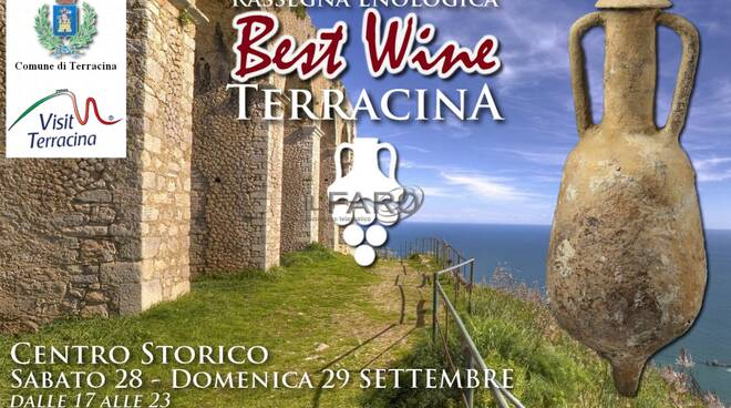 BEST WINE - Terracina 2019 / Rassegna Enologica
