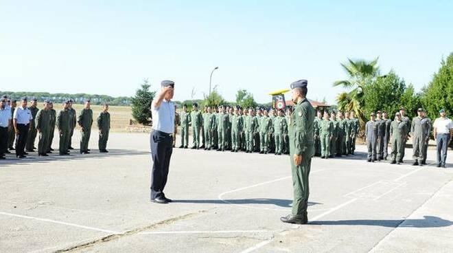 comando 207 gruppo volo latina scalo