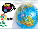 "Fondi nel calendario nazionale di ""World clean up day"" grazie a Fare verde"
