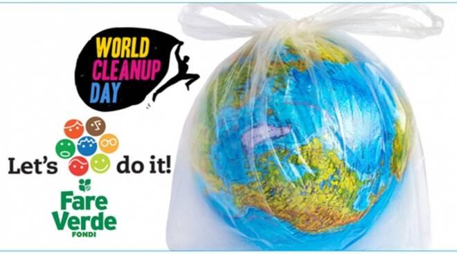 """Fondi nel calendario nazionale di """"World clean up day"""" grazie a Fare verde"""