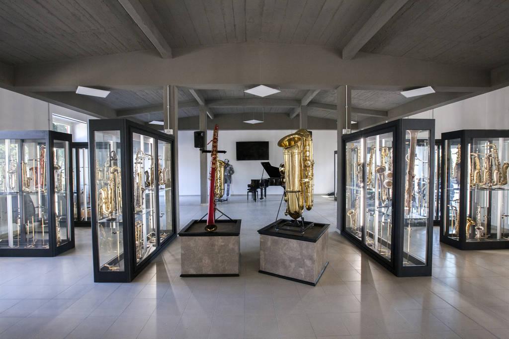 museo del sax
