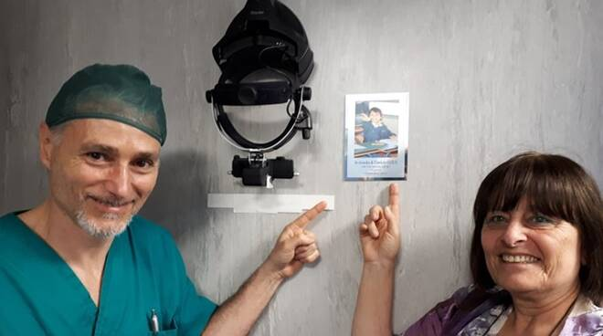 oftalmoscopio indiretto
