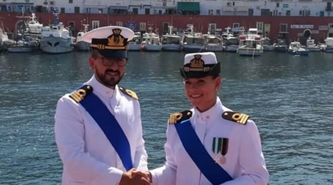 Ponza, cambio al comando della Guardia Costiera isolana