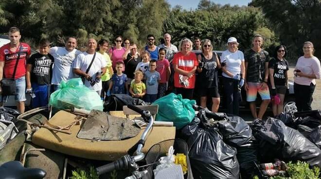 puliamo il mondo 2019 rifiuti fiumicino