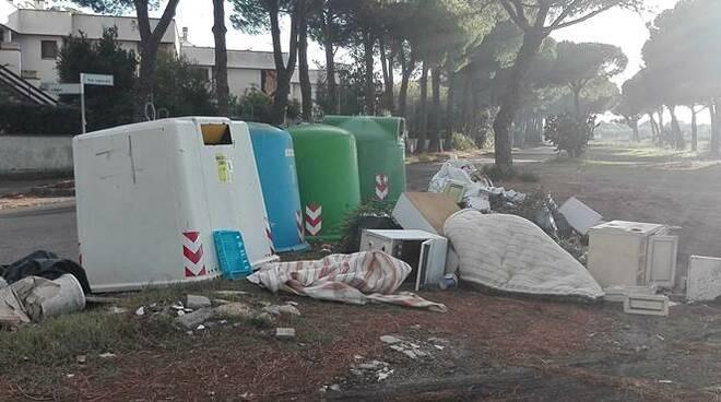rifiuti a montalto marina