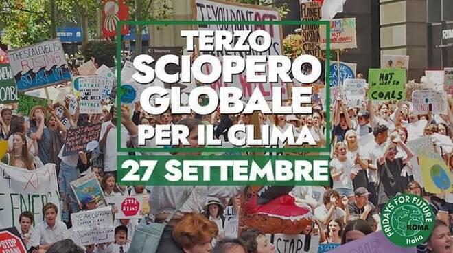 sciopero climatico