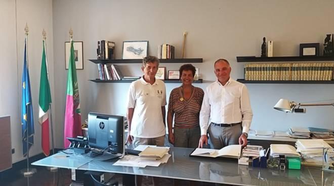 Terracina, Legambiente sottoscrive il documento d'intenti per la costituzione del Contratto di costa dell'Agro pontino
