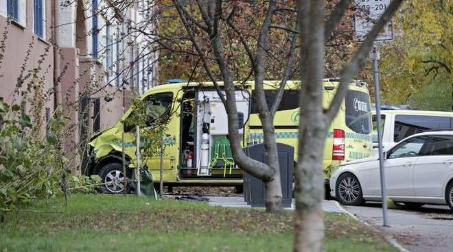 ambulanza oslo