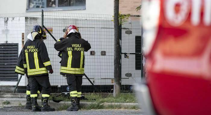 bus vigili del fuoco
