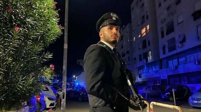 carabinieri roma tor bella monaca