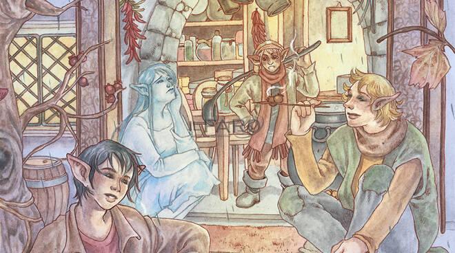 """Sarà presentato a Roma \""""Percy\'s song\"""" il graphic novel di Martina Rossi, edizioni Phoenix Publishing, il 18 ottobre 2019 alla libreria letteraria Horafelix"""