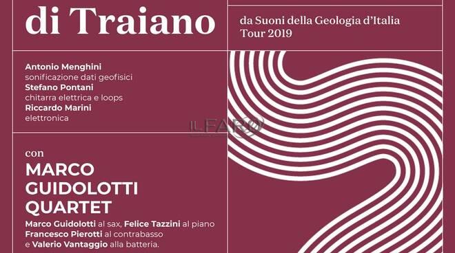 """Marco Guidolotti  ed Enrico Rava a \""""I Suoni di Traiano\"""""""