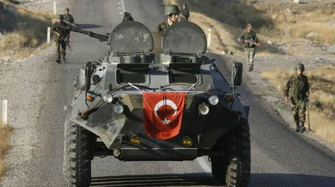 esercito turchia