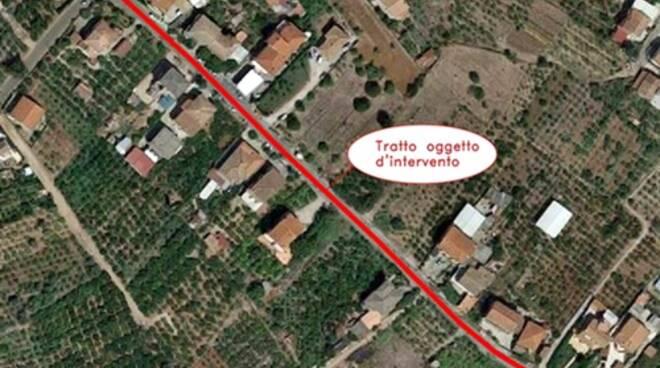 Fondi, al via i lavori in via Ponte Gagliardo