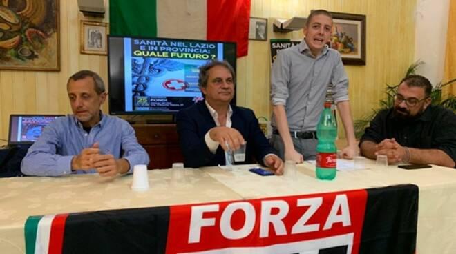 """Fondi, successo di pubblico per il convegno """"Sanità nel Lazio e in provincia: quale futuro?"""""""