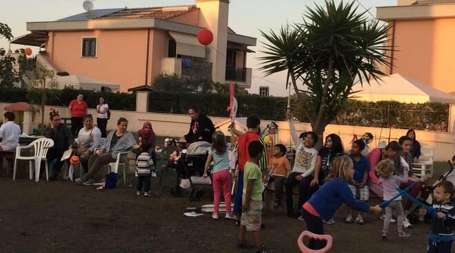 Festa Hallowen Bambini marina di ardea_2019_10_26