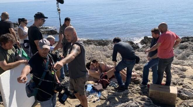 """Il fascino del Circeo colpisce ancora: San Felice set di """"Medical report"""""""