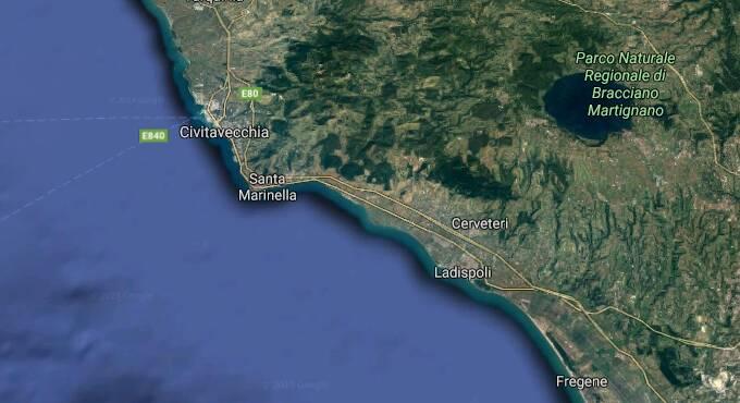 litorale romano