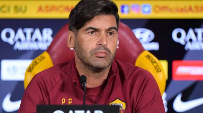 paulo fonseca as roma