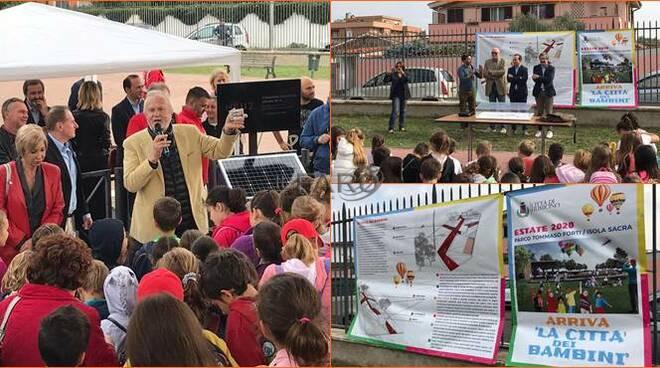 presentazione progetto città dei bambini