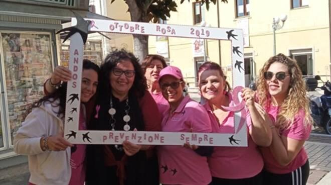 Prevenzione tumore al seno, ecco i dati dell'evento organizzato a Formia