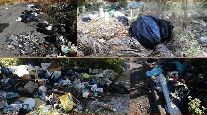 rifiuti fiumicino