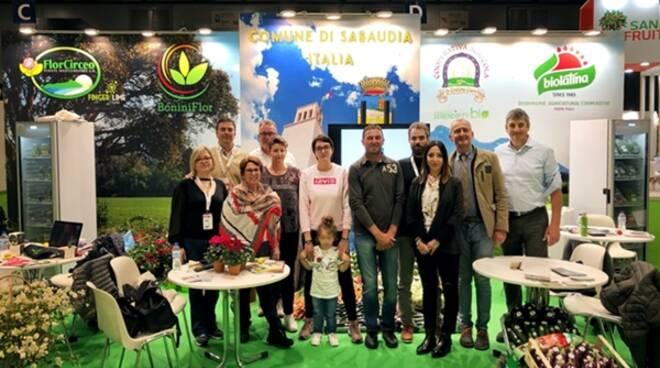 Sabaudia e le su eccellenze protagoniste al Fruit Attraction di Madrid