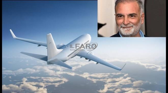 Se provi a volare… atterri a Latina: parola di Enrico Forte