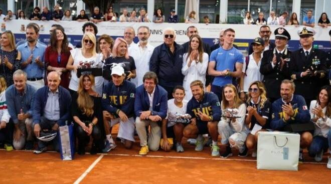 TENNIS AND FRIENDS 2019