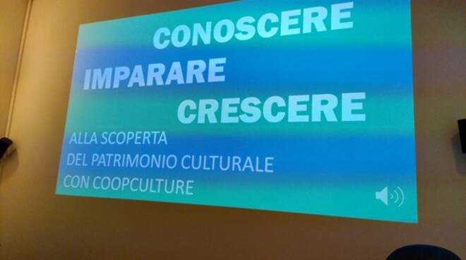 Terracina, il Filosi partecipa all'Educational day di Coopculture