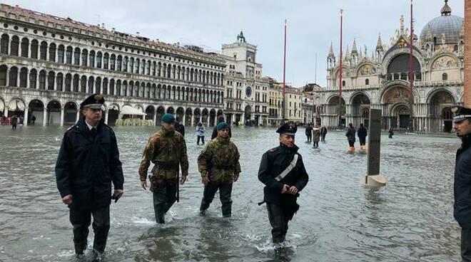 alta acqua venezia