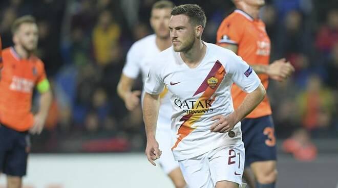 as roma europa league veretout