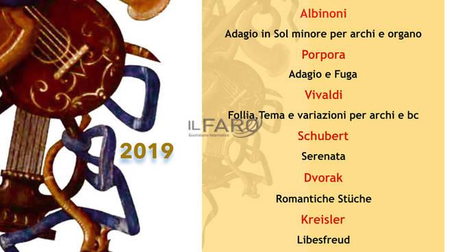 La Roma Youth String Orchestra in concerto a Ladispoli