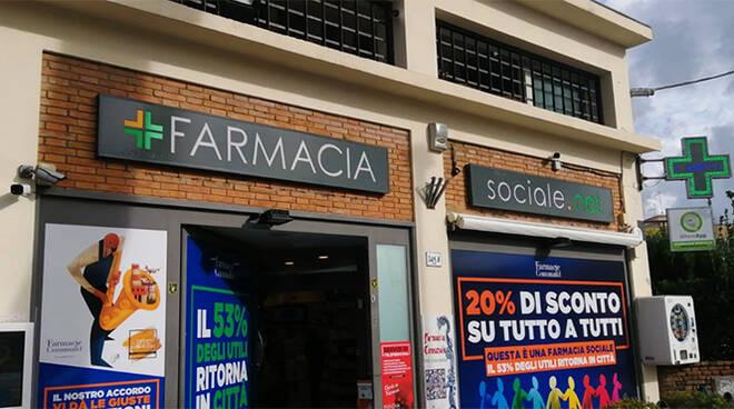 Farmacia Sociale di Isola Sacra, quando si cura... l'ambiente