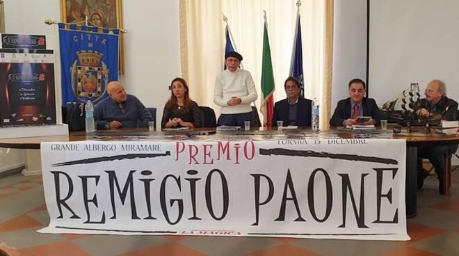 Formia, in arrivo la terza edizione del premio dedicato a Remigio Paone