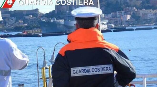 Gaeta, ispezionata una nave mercantile del Lussemburgo
