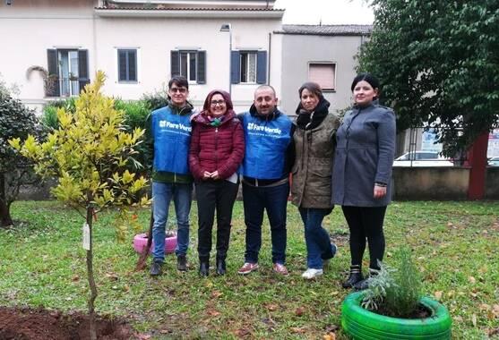 """Giornata nazionale degli alberi, Fare verde Fondi continua la sua """"Settimana europea per la riduzione dei rifiuti"""""""