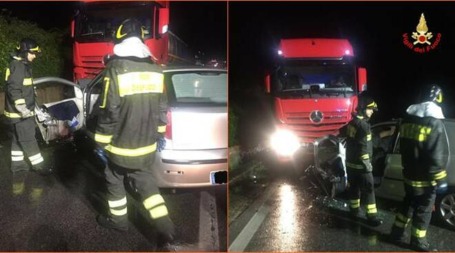incidente terracina