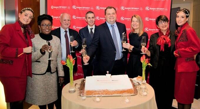 Kenya Airways cresce sulla rotta Roma - Nairobi