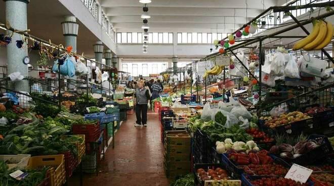 mercato annonario latina