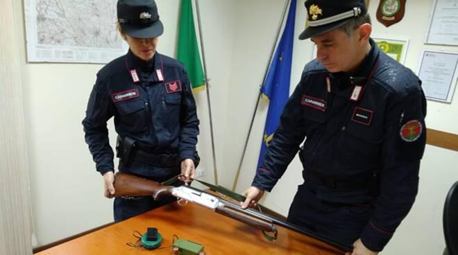 operazione re-call carabinieri