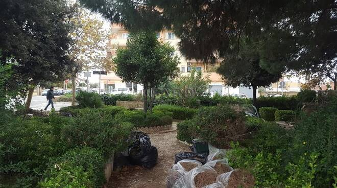 Parco di viale Traiano