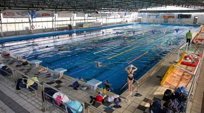 piscina comunale anzio