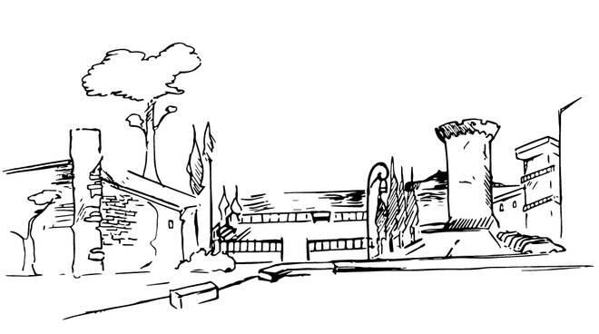 """Ricostruzione della Pollione, Formiaè: """"Ridisegniamo insieme il quartiere di Mola"""""""