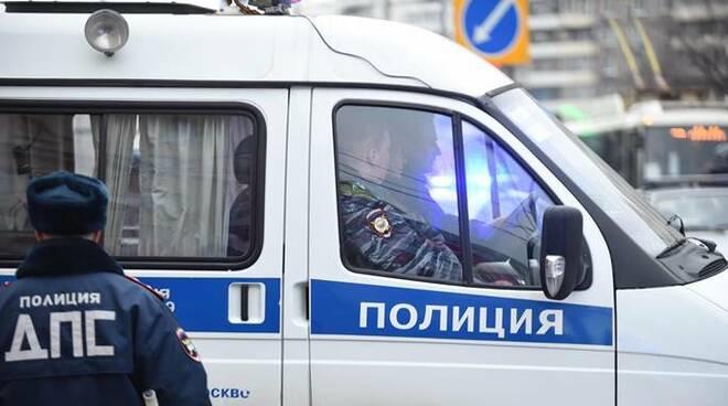 russia polizia russa